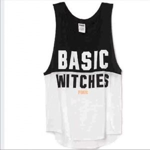 PINK VS Basic Witches Tank